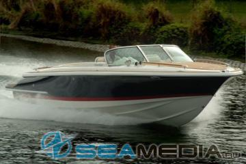Новая версия катера Chris-Craft Corsair 25